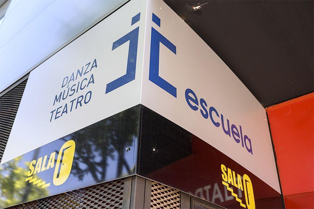 Escuela de artes escénicas del Teatro de las Esquinas en Zaragoza