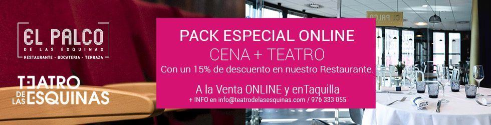 Restaurante y Espacio Ambigú Teatro de las Esquinas