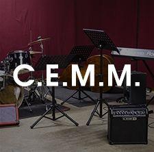 Música moderna en la Escuela del teatro de las Esquinas