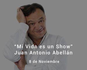 Juan Antonio Abellán en Zaragoza