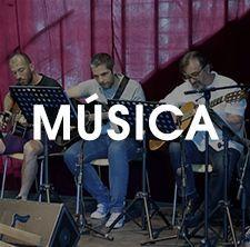 Música en la Escuela del teatro de las Esquinas