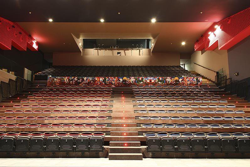 Sala del teatro de las esquinas