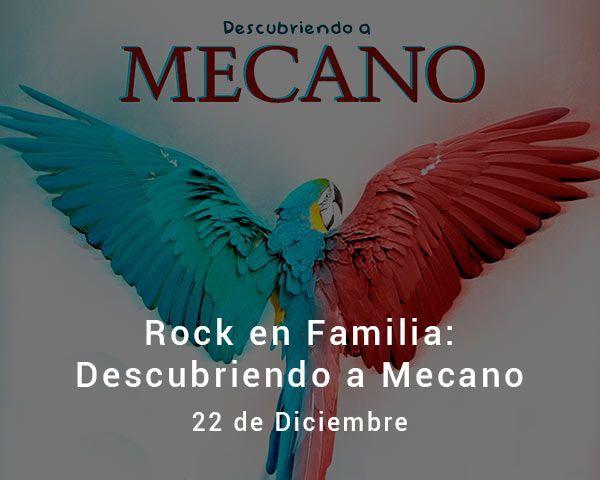 Rock en Familia en Zaragoza