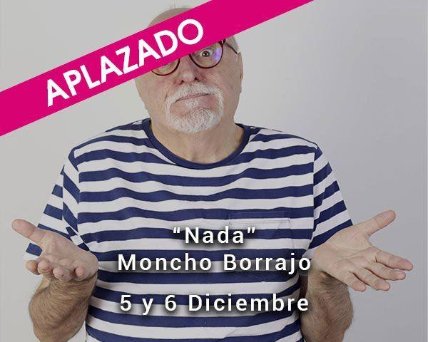 """Moncho Borrajo presenta """"Nada"""" Teatro de las Esquinas"""