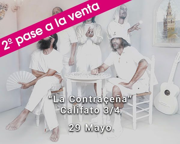 Califato 3/4 en Zaragoza