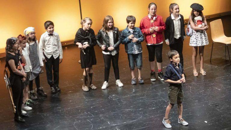 Cursos de Teatro en Zaragoza