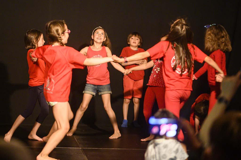 Teatro para niños en el Teatro de las Esquinas