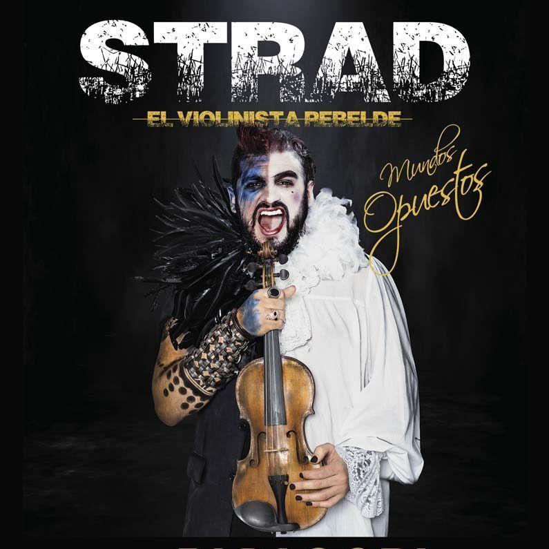 """Strad """"El Violinista Rebelde"""" Teatro de las Esquinas"""