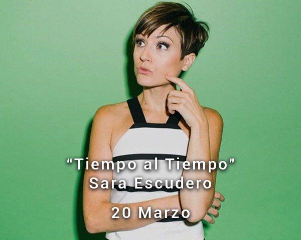 Sara Escudero en zaragoza