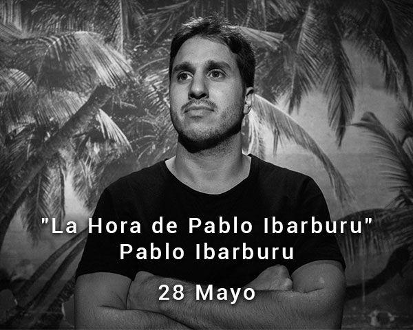 Pablo Ibarburu en Zaragoza