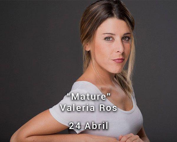 Valeria Ross en Zaragoza