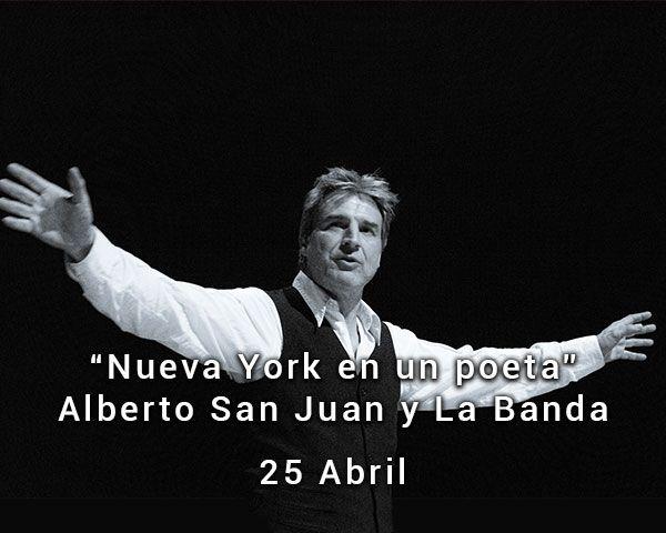 Alberto San Juan en Zaragoza
