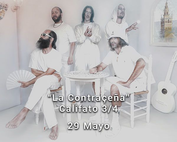 Califato3/4 en el Teatro de las Esquinas