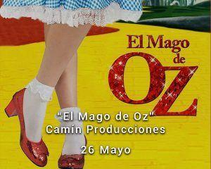 """Espectáculo familiar """"El mago de Oz"""" en el Teatro de las Esquinas"""