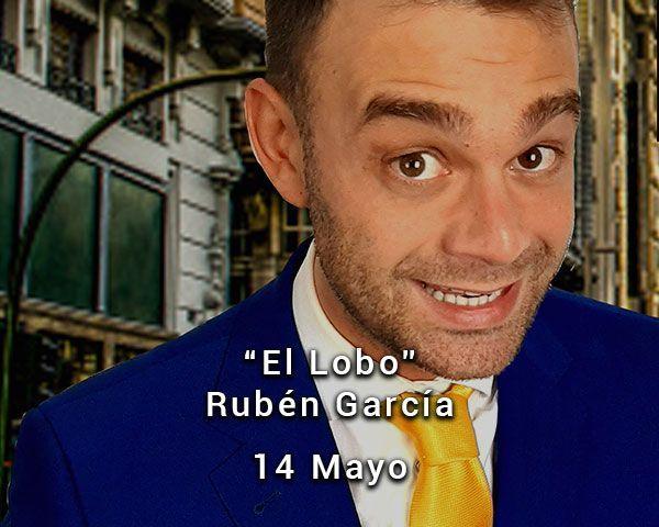 Rubén García en Zaragoza