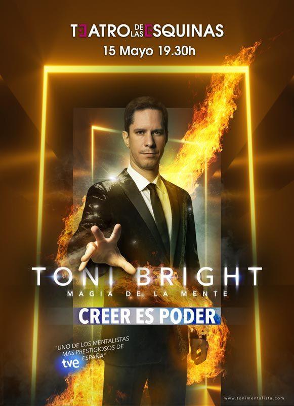 Toni Bright Magia en Zaragoza