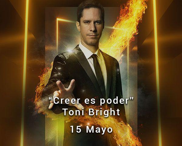 Toni Bright en Zaragoza