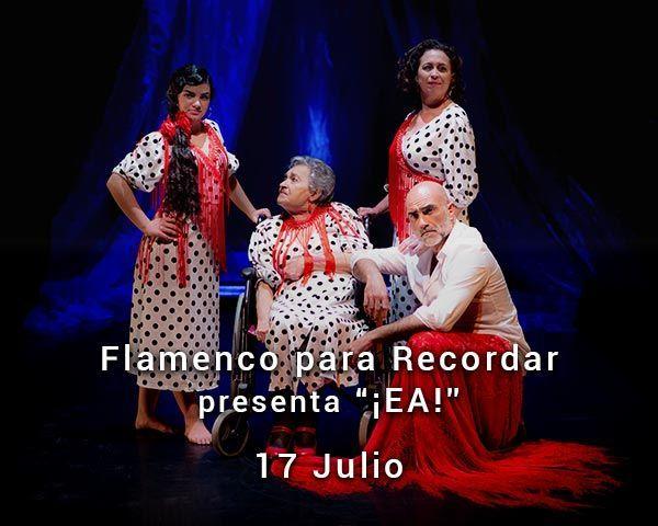 Flamenco para Recordar en el Teatro de las Esquinas