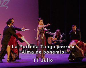La Porteña tango en Zaragoza