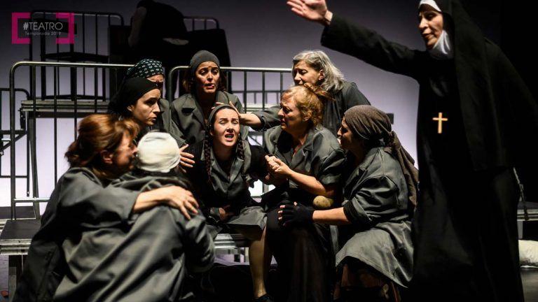 Teatro amateur en Zaragoza