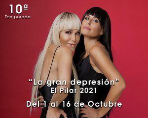 El Pilar 2021 en el Teatro de las Esquinas