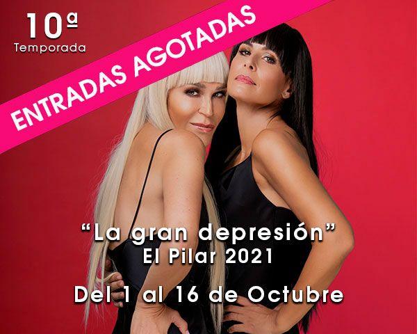 La gran depresión - El Pilar 2021 Teatro de las Esquinas