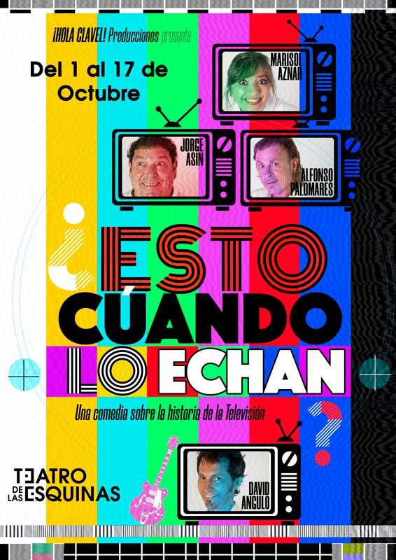 Fiestas del Pilar 2021 en el Teatro de las Esquinas