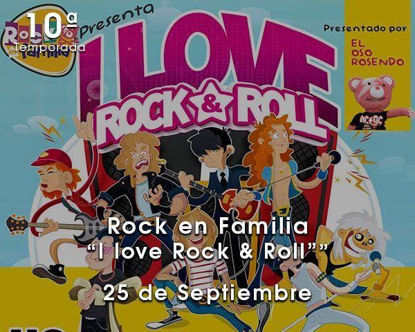 Rock en familia en el Teatro de las Esquinas