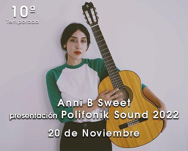 Annie B Sweet Polifonik Sound