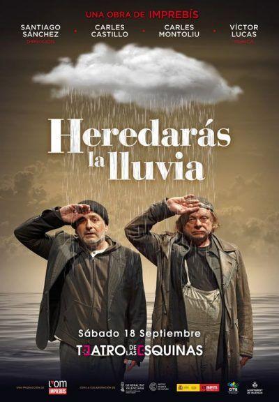 Heredarás la lluvia Festival Rayuela 2021