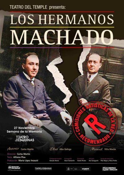 Los Hermanos Machado en Zaragoza
