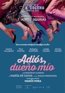 Teatro en Zaragoza Mujeres a Escena