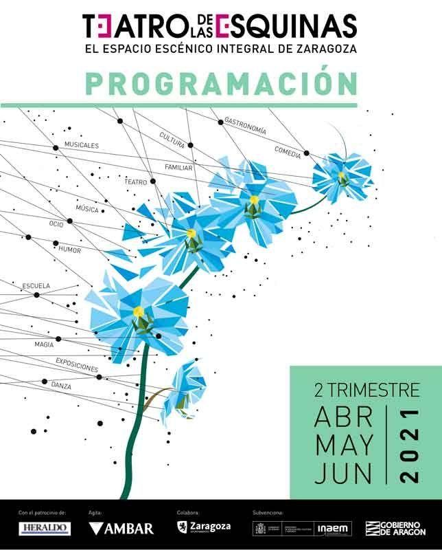 teatro y conciertos en Zaragoza 2021